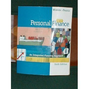 9780130661944: Personal Finance: An Integrated Planning Approach