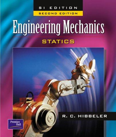 9780130661975: Engineering Mechanical Statics