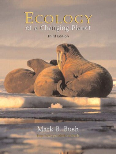9780130662576: Ecology of a Changing Planet