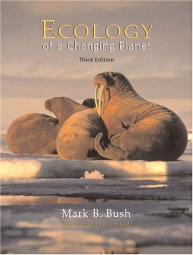 9780130662576: Ecology of a Changing Planet (3rd Edition)