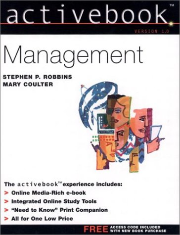 9780130663665: ActiveBook, Management (7th Edition)
