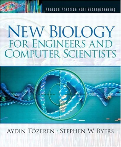 9780130664631: New Biology for Engineers and Computer Scientists