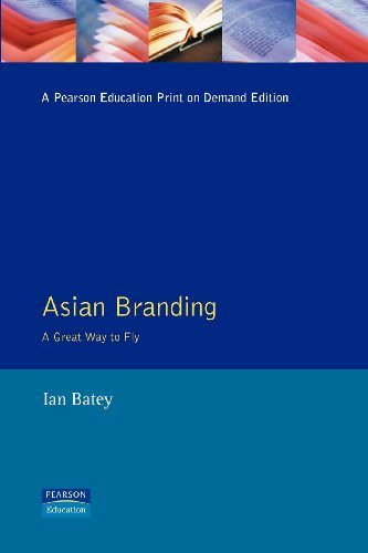 9780130664662: Asian Branding: A Great Way to Fly