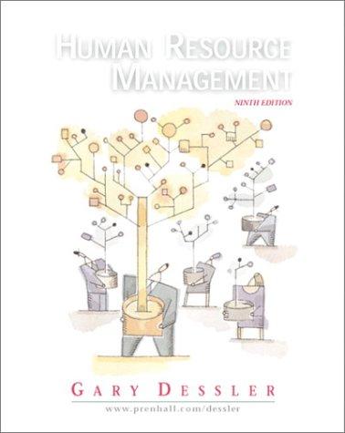 9780130664921: Human Resource Management