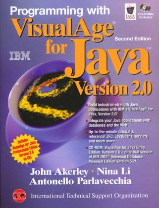 9780130664945: Programming With VisualAge for Java Version 3.5 (3rd Edition)