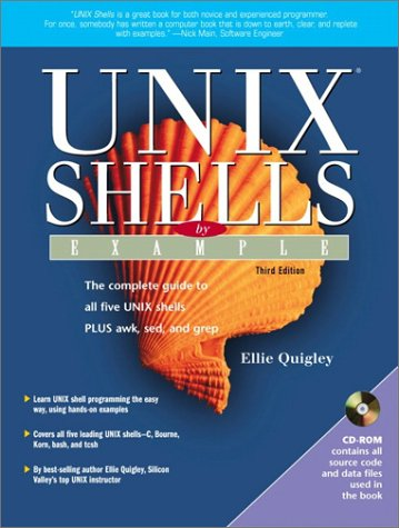 9780130665386: UNIX Shells by Example, 3rd Edition