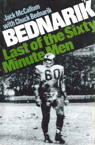 9780130667533: Bednarik: Last of the Sixty-Second Men