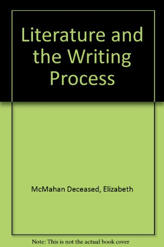 9780130669063: Literature and the Writing Process with Website (6th Edition)