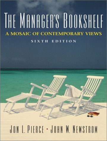 9780130669230: The Manager's Bookshelf: A Mosaic of Contemporary Views