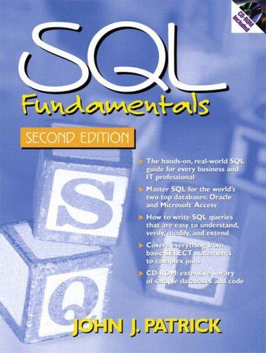 9780130669476: SQL Fundamentals