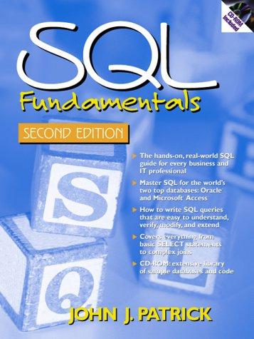 9780130669476: SQL Fundamentals (2nd Edition)