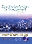 9780130669520: Quantitative Analysis for Management