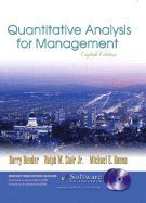 9780130669520: Quantitative Analysis for Management
