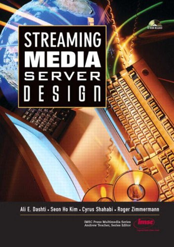 9780130670380: Streaming Media Server Design (Imsc Press Multimedia)