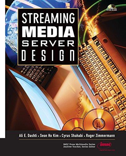 9780130670380: Streaming Media Server Design
