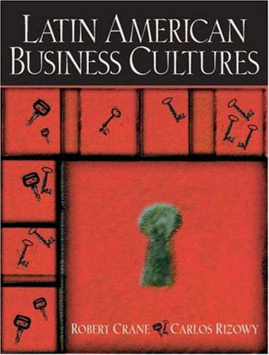 9780130670489: Latin American Business Cultures