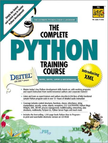 9780130673749: The Complete Python Training Course