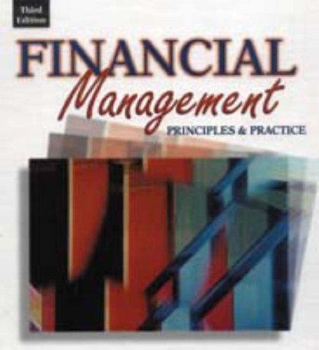 9780130674883: Financial Management