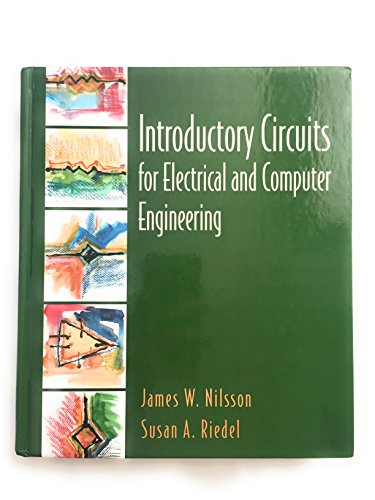 9780130674937: Introductory Circuits for Electrical and Computer Engineering: Study Guide