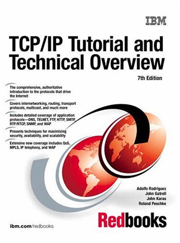 9780130676108: TCP/IP Tutorial and Technical Overview (7th Edition)