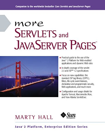9780130676146: More Servlets and JavaServer Pages