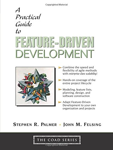 9780130676153: A Practical Guide to Feature-Driven Development (The Coad Series)