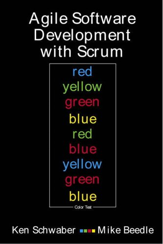 9780130676344: Agile Software Development with SCRUM