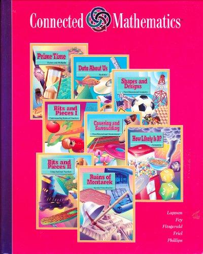 9780130677341: Connected Mathematics (Grade 6)