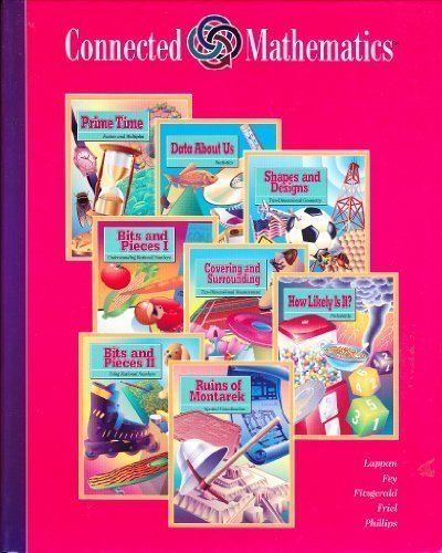 9780130677341: Connected Mathematics (Grade 6)