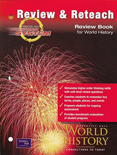 9780130677877: Review & Reteach World History (Prentice Hall Connections to Today)