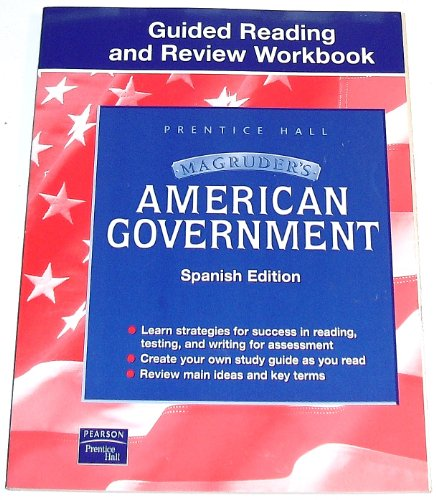 magruder s american government guided reading and review workbook rh abebooks com Reading Worksheets guided reading and review workbook american government