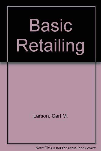 9780130680563: Basic Retailing