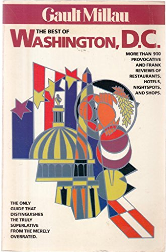 9780130682307: Gault Millau Guides: Best of Washington DC