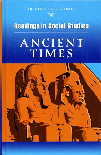 9780130683878: ANCIENT TIMES COLLECTION AUTH (HC) C2000