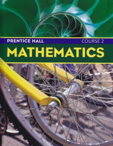 9780130685544: Prentice Hall Mathematics Fifth Edition Student Edition Course 2 2004c