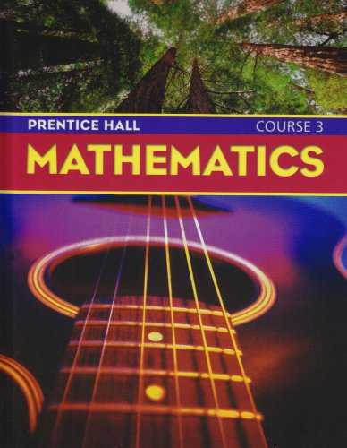 Prentice Hall Mathematics: Course 3: Randall I. Charles,