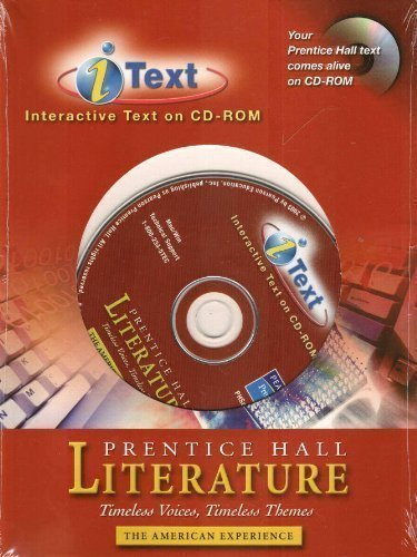 9780130686145: The American Experience Text on Cd-rom + 6 Year Online Access