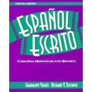 9780130686367: Espanol Escrito: Curso Para Hispanohablantes Bilingues