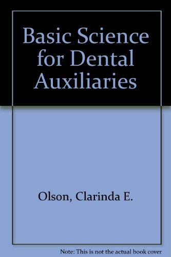 9780130692450: Basic Science for Dental Auxiliaries