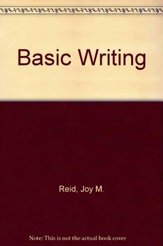 9780130692610: Basic Writing