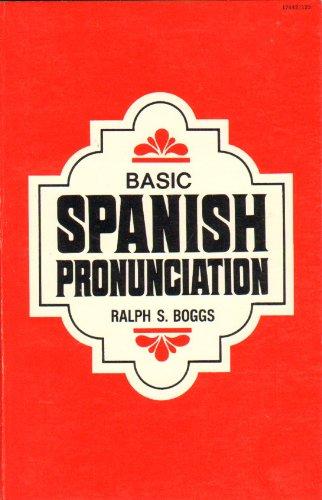 9780130693600: Basic Spanish Pronunciation