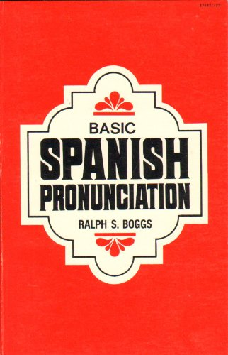 9780130693600: Basic Spanish Pronunciation