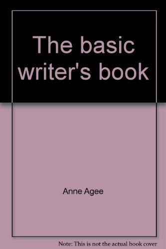 9780130694768: The basic writer's book