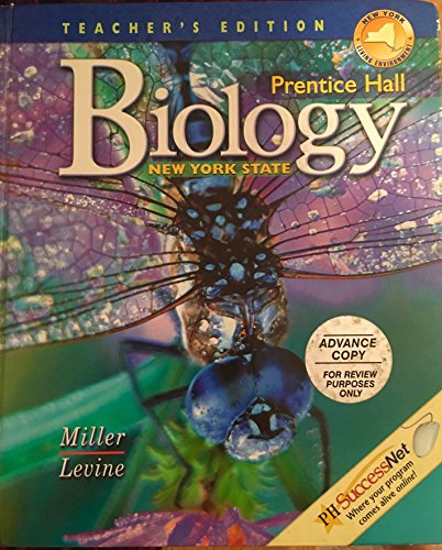 9780130698926: Prentice Hall Biology: New York State