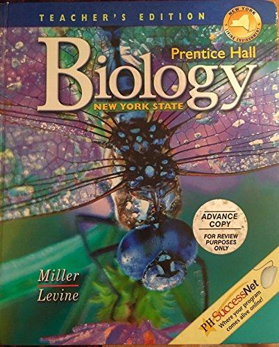 9780130698926: Prentice Hall Biology: New York State
