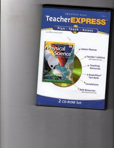 9780130699817: Prentice Hall Physical Science TeacherExpress