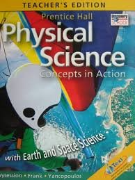 9780130699824: Physical Science; Concepts in Action w/Earth and Space Science (Teacher's Edition)