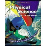 9780130699831: Physical Science (Concepts in Action)