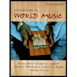 9780130700247: Excursions in World Music / With Two CD's