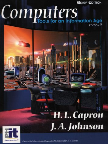 9780130700780: Computers: Tools for an Information Age, Brief Edition, Explore IT Lab, Internet Guide Package and Pocket Internet (3rd Edition)